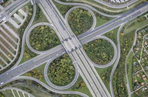 Autobahnkreutz
