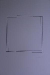 Klaus Staudt, XXI/XXIV, Siebdruck, 30 x 40