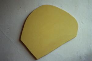 WVZ 15-5-86, Acryl auf Spanplatte, - , 1986, 70 x 67