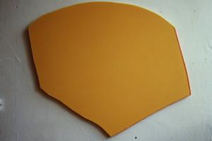 WVZ 2-6-86, Acryl auf Spanplatte, - , 1986, 94 x 70