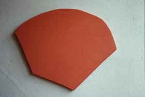 WVZ 8-6-86, Acryl auf Spanplatte, - , 1986, 68 x 50
