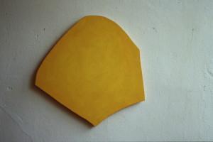 WVZ 11-6-86, Acryl auf Spanplatte, - , 1986, 42 x 42