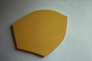 WVZ 13-6-86, Acryl auf Spanplatte, - , 1986, 60 x 45