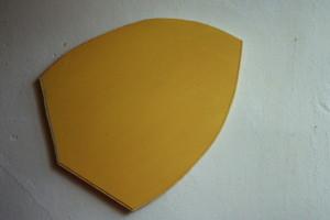 WVZ 14-6-86, Acryl auf Spanplatte, - , 1986, 60 x 48
