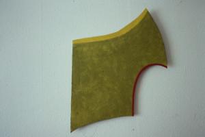WVZ 6-2-93, Acryl auf Wellpappe, - , 1993, 75 x 55