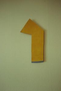 WVZ 42-4-93, Acryl auf Wellpappe, - , 1993, 31 x 57,5