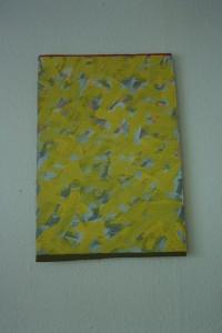 WVZ 5-6-93, Acryl auf Wellpappe, - , 1993, 33,5 x 49