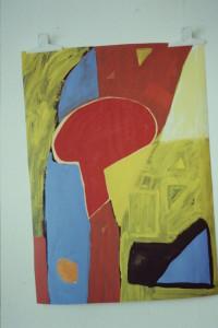 "WVZ 2-7-93, ""Hirngespinst"", 1993"