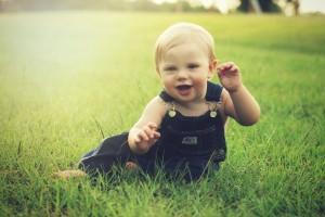 Baby 2 - Gras