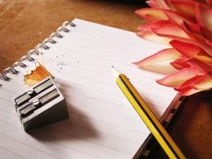 Bleistift, Doppelspitzer