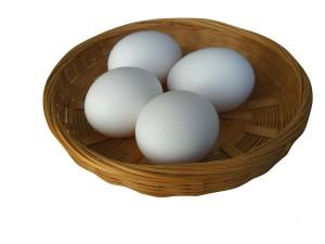 4 Eier