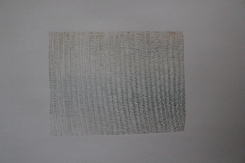 Siebdruck, Anfang 80-er Jahre, 30 x 24