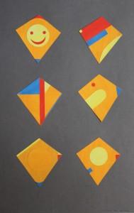 Entwürfe für Drachen, 80-er Jahre