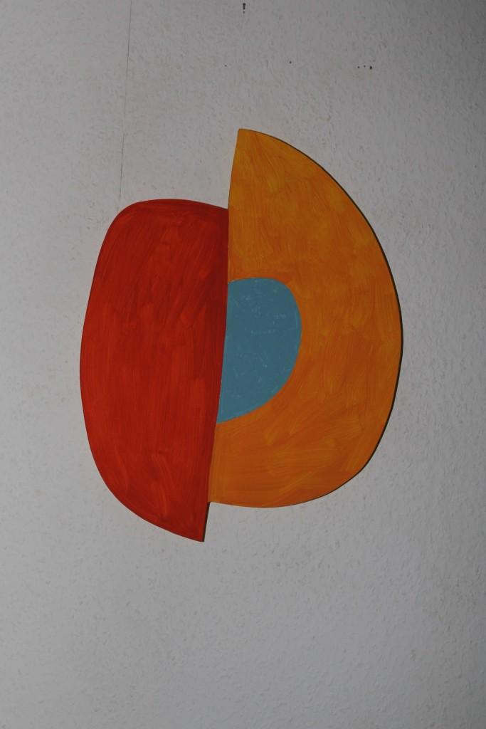 """WVZ 12-12-17, Acryl auf Sperrholz, """"verinnerlicht"""", 2017, ca. 34 x 46"""