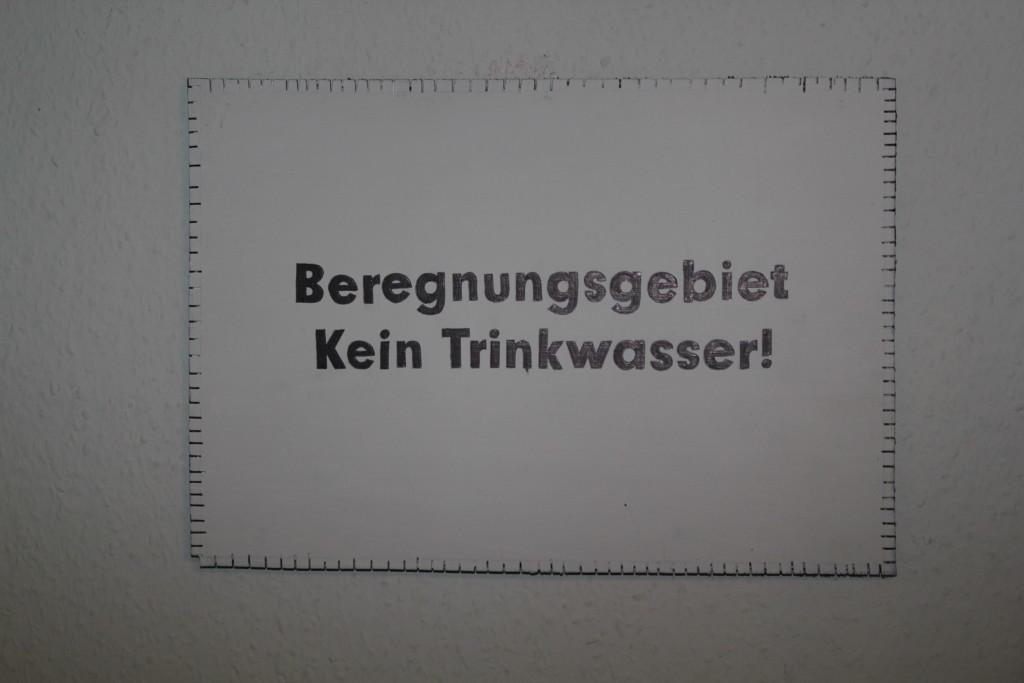 """WVZ 3-1-19, Acryl, Faserstift auf Sperrholz, """"Objekt: Beregnungsgebiet..."""", 2019, 38 x 26,5"""