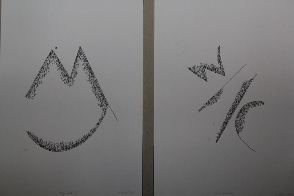 Berge und Tal/Wille und Weg