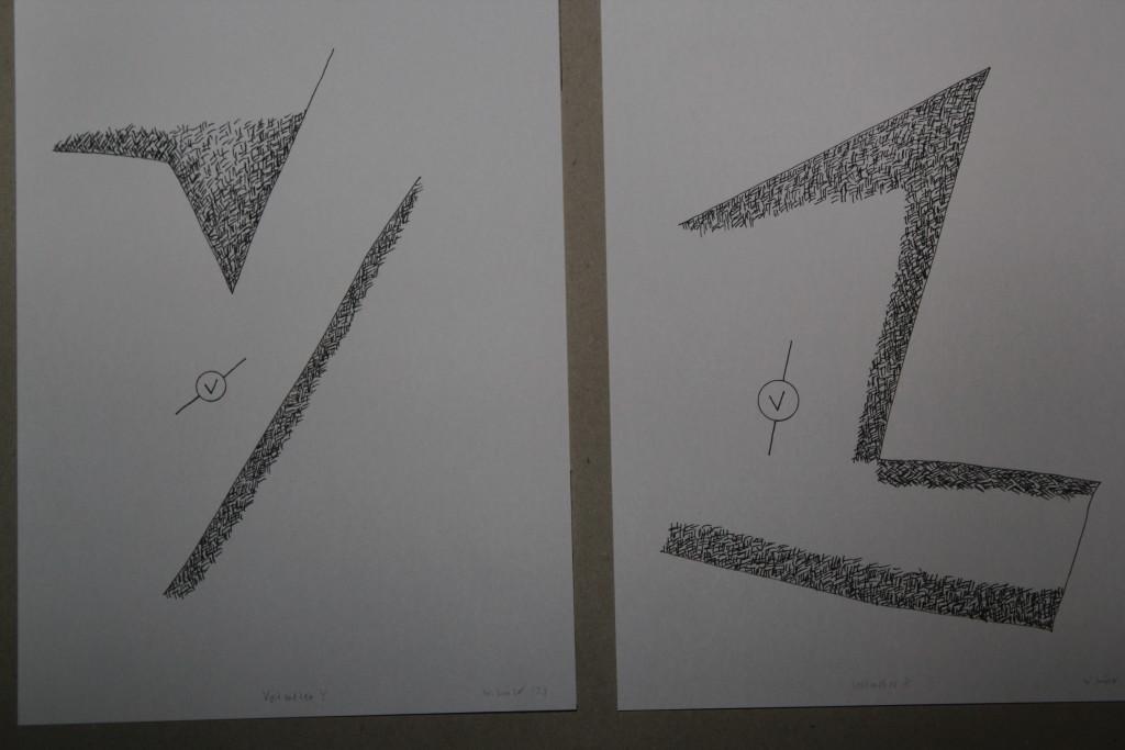 Voltmeter Y/Voltmeter Z
